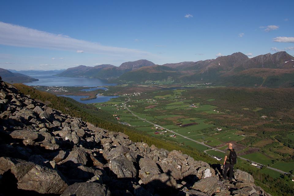 Steinur er ikke et ukjent naturfenomen på Nord-Vestlandet.