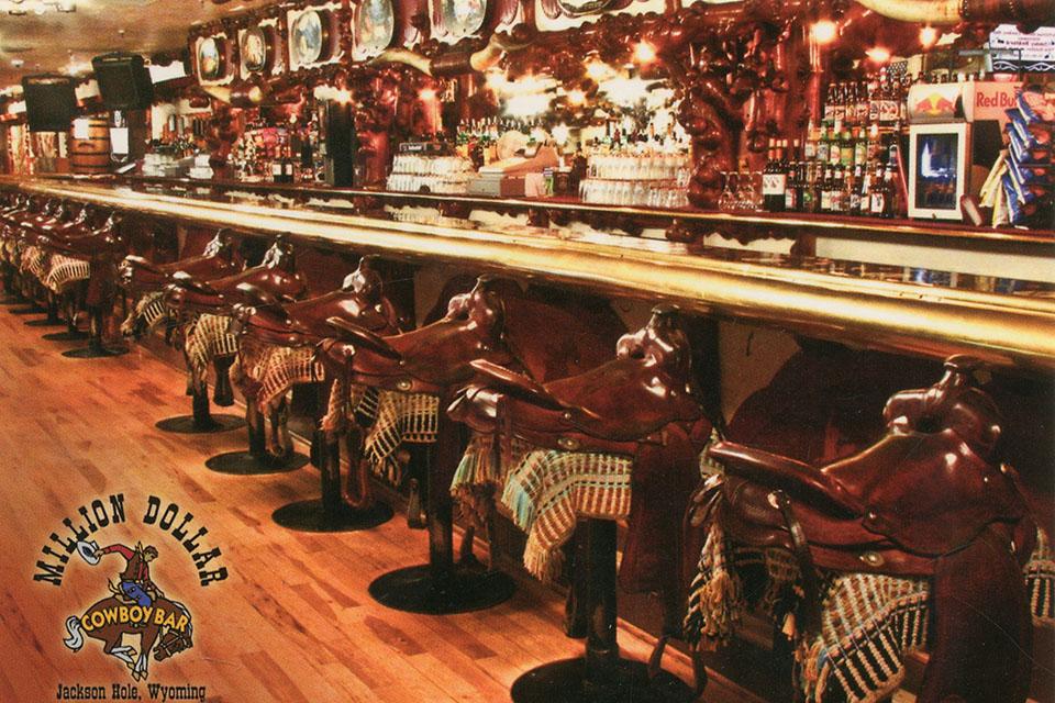 Million Dollar Cowboy Bar. Foto: josephbergen/Flickr, CC