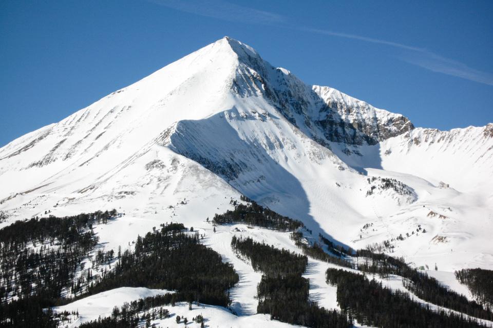 Lone Peak.