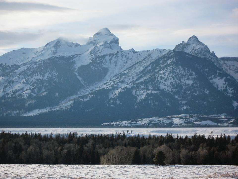 Grand Teton/Kjempepuppen