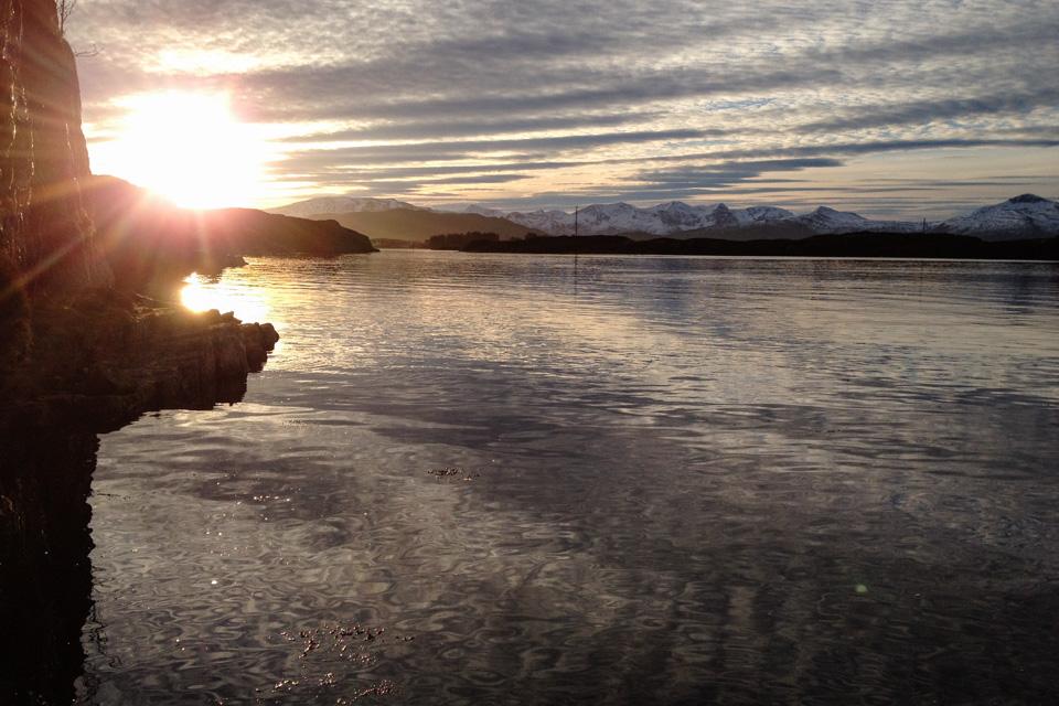 Hendavågen på Averøya