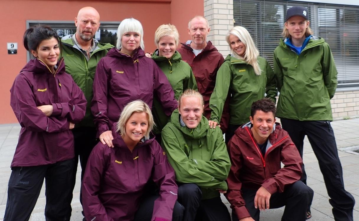 71 grader nord Norges tøffeste kjendis» Jeg har aldri