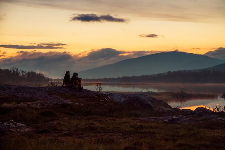 Som i fjor skal sommeren avsluttes langt inne i Øvre Dividal nasjonalpark.