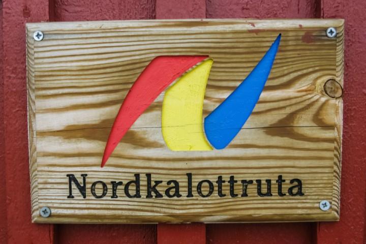 På Ny-Sulitjelma ble jeg kjent med merket for Nordkalottruta. Den ruta ble del av en tur neste sommer.