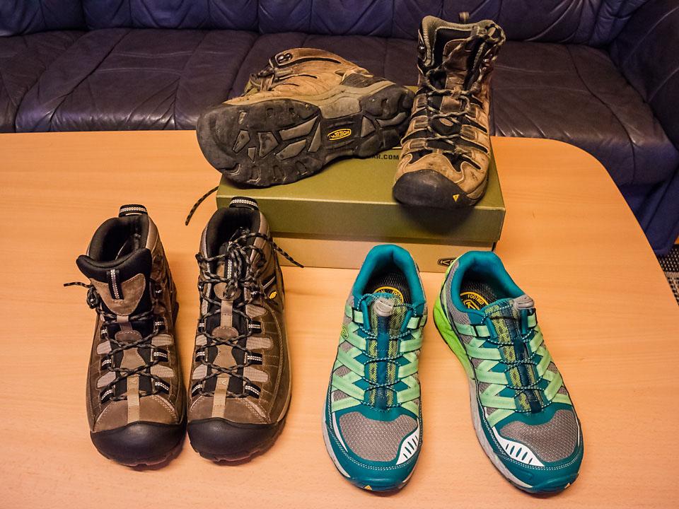 6059f98a Så for å være godt skodd før sommeren bestilte jeg to par nye Keen sko fra  Outnorth.