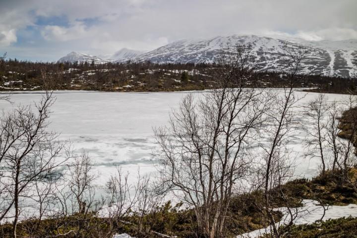 Solid is på det største vannet.