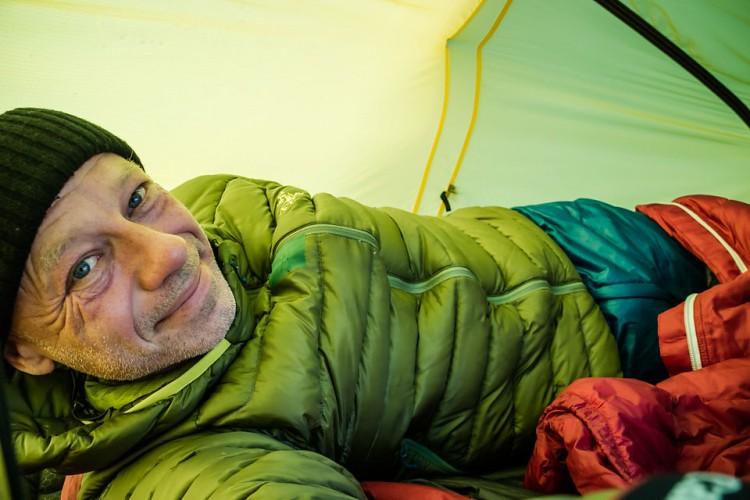 Triks for ekstra varme i soveposen