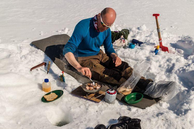 Erfaring med gassbrenner for vinterbruk