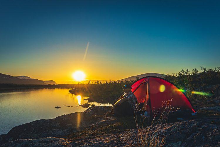 Fiskelykke i Øvre Dividal nasjonalpark – kort bilderapport